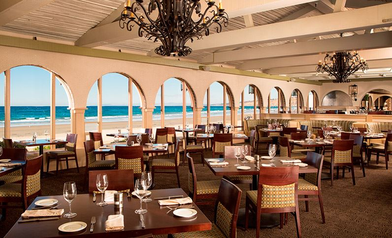 The Shores Restaurant - Dining Room
