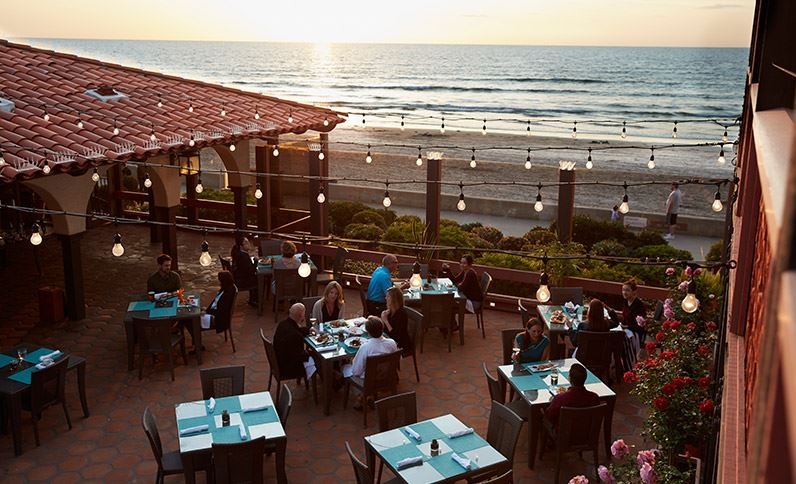The Shores Restaurant - Patio