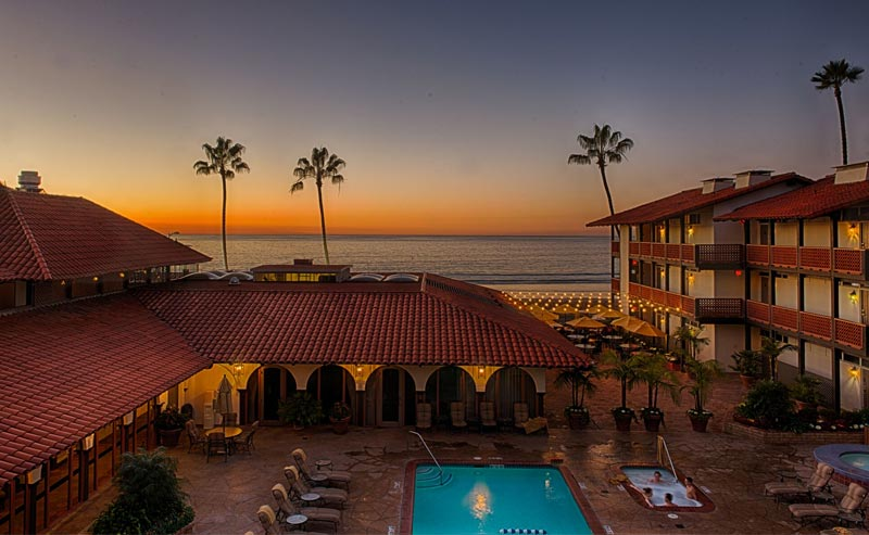 About The Shores Restaurant of California