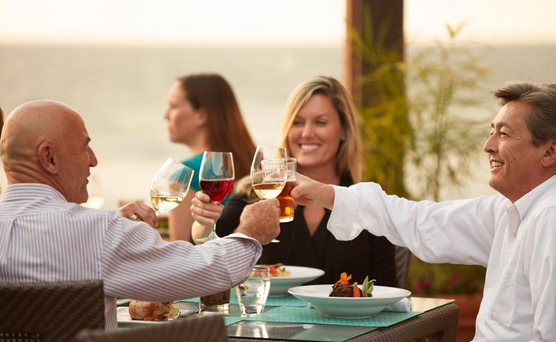 About The Shores Restaurant of La Jolla