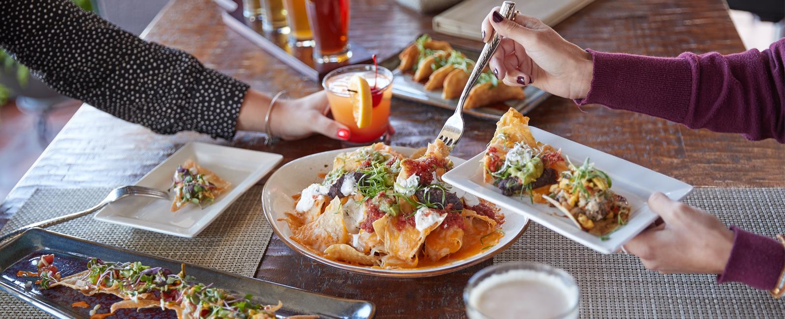 The Shores Restaurant in La Jolla