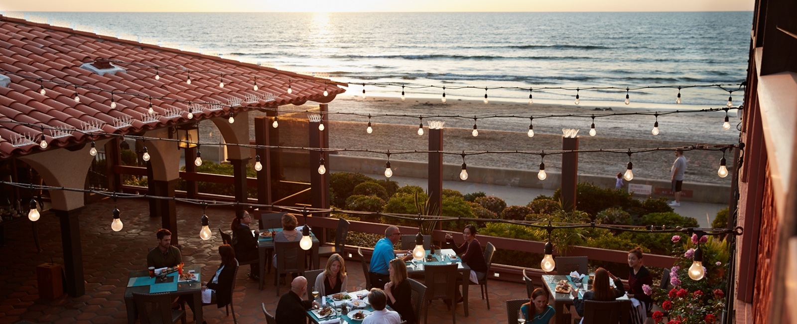 La Jolla Restaurant On The Beach