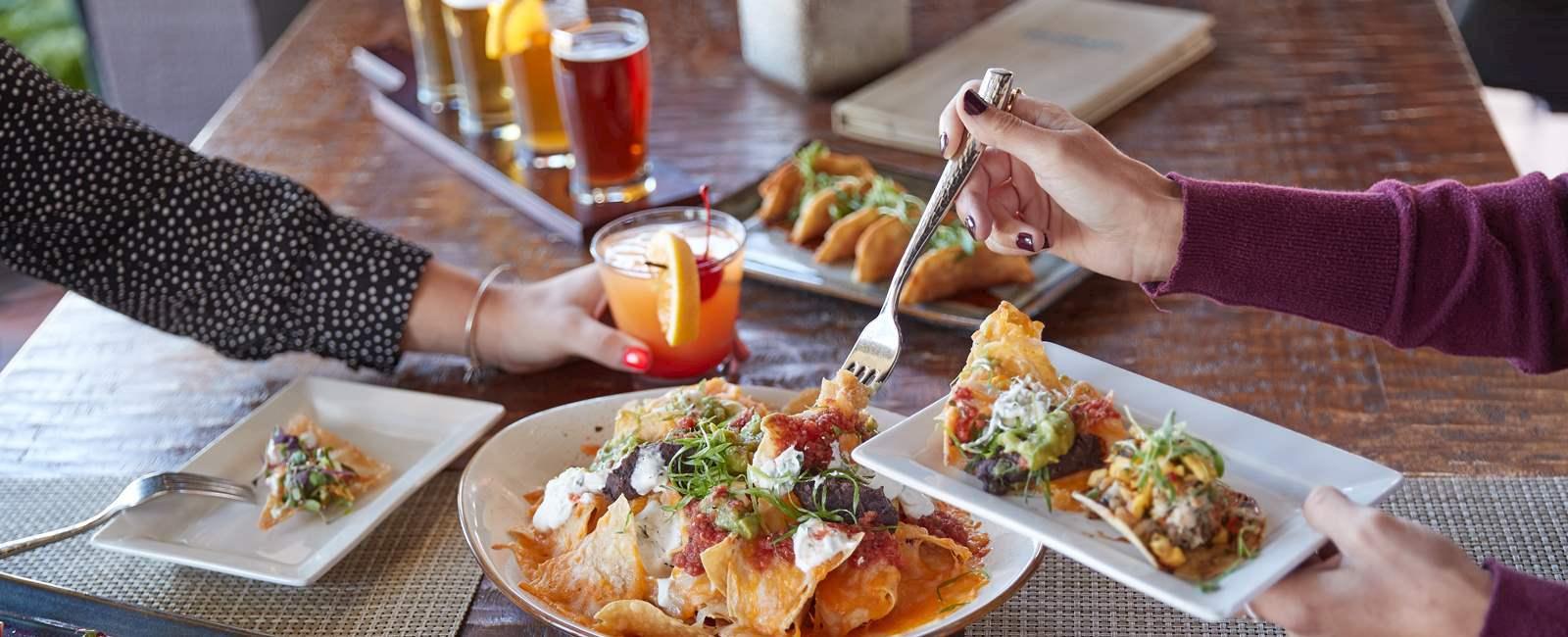 Menu at The Shores Restaurant, La Jolla